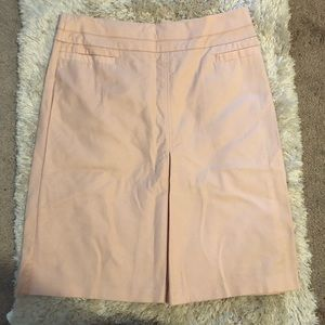 Light baby pink size 6 pencil skirt from Gap